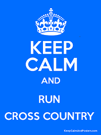 keep calm cross