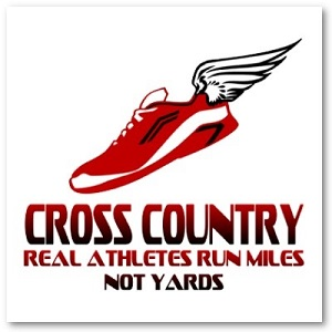 cross country miles